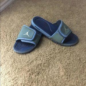 7aa16e32170b Jordan slides Sandals